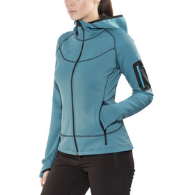 Kaikkialla W's Sanna Stretch Jacket Aqua